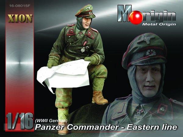 Panzer Commander Eastern line