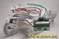 KKrad - Booster Electronic speed controller