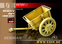 1/16 Germany Infantry Cart (1939-1945)