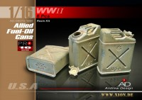 Allied Fuel-Can set (6pcs)
